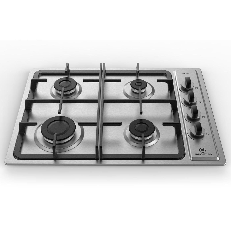 Cocina Encimera Gas   Encimera Mce 435 H Coccion Mademsa Todo Lo Que Quiero